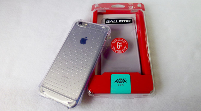 cheap for discount fb003 eab72 Ballistic Jewel for iPhone 6 Plus: Pretty Protection! - Tech Reviewer