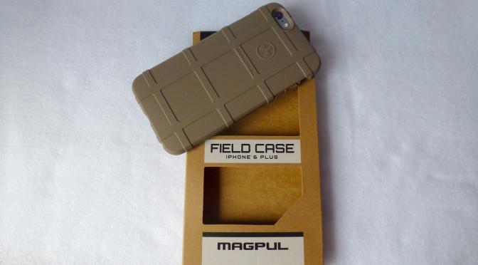 new concept 7ff74 43de3 Magpul Field Case for iPhone 6 Plus: Excellent, Inexpensive Case ...