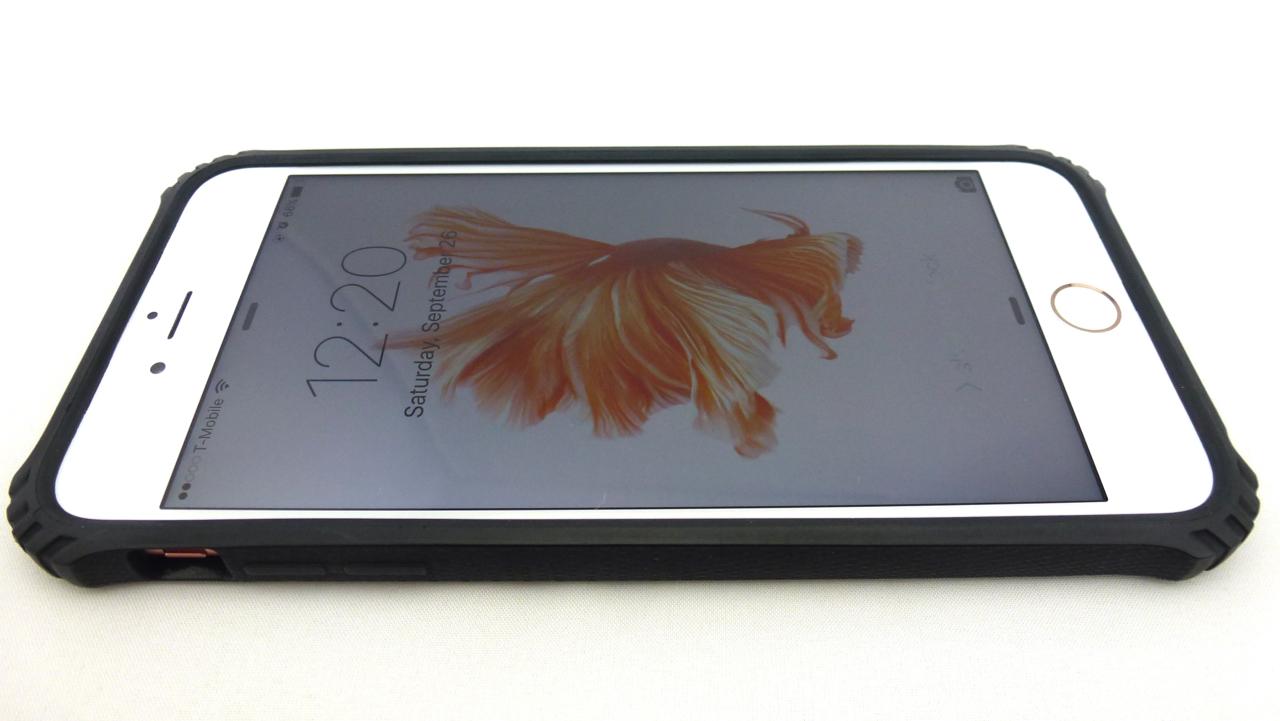 quite nice b00d5 8df44 Griffin Survivor Core on iPhone 6s Plus- Front - Tech Reviewer