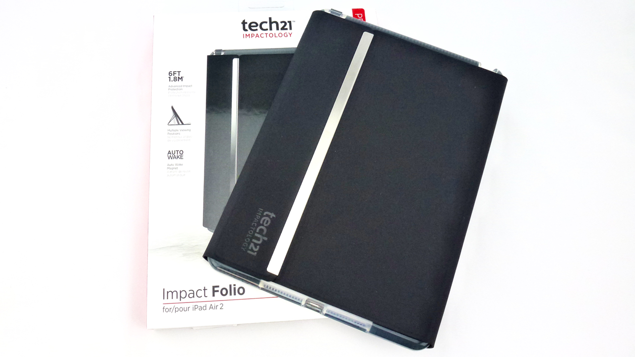 Tech21 Impact Folio For Ipad Air 2 Outstanding Protection