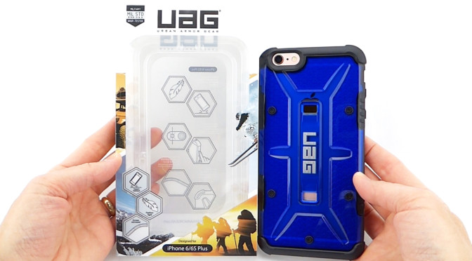 size 40 eb10e c36c4 UAG Cobalt: Another Outstanding UAG Case for iPhone 6s Plus! - Tech ...