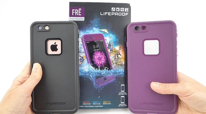 quality design d0dc7 05856 Loving the LifeProof FRE: An Excellent Waterproof Case for the ...