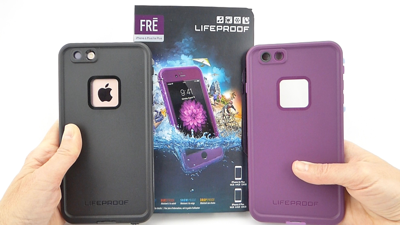 Loving the LifeProof FRE: An Excellent Waterproof Case for the iPhone ...