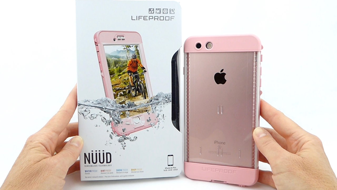 Case Design zagg phone cases : Loving the Pink LifeProof NUUD on my Rose Gold iPhone 6s Plus! Is it ...