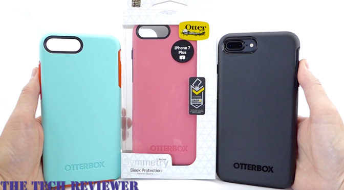 buy online 25e2a 1bcf3 OtterBox Symmetry Colors: Sleek, Tough Protection for iPhone 7 Plus ...