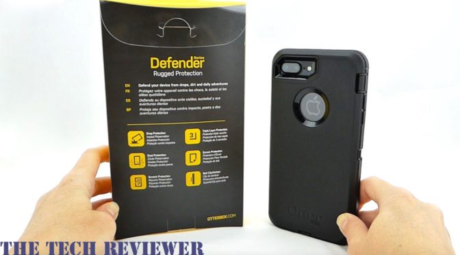 new product 43bf9 dba38 Otterbox Defender for iPhone 7 Plus: Solid, Serious Protection ...