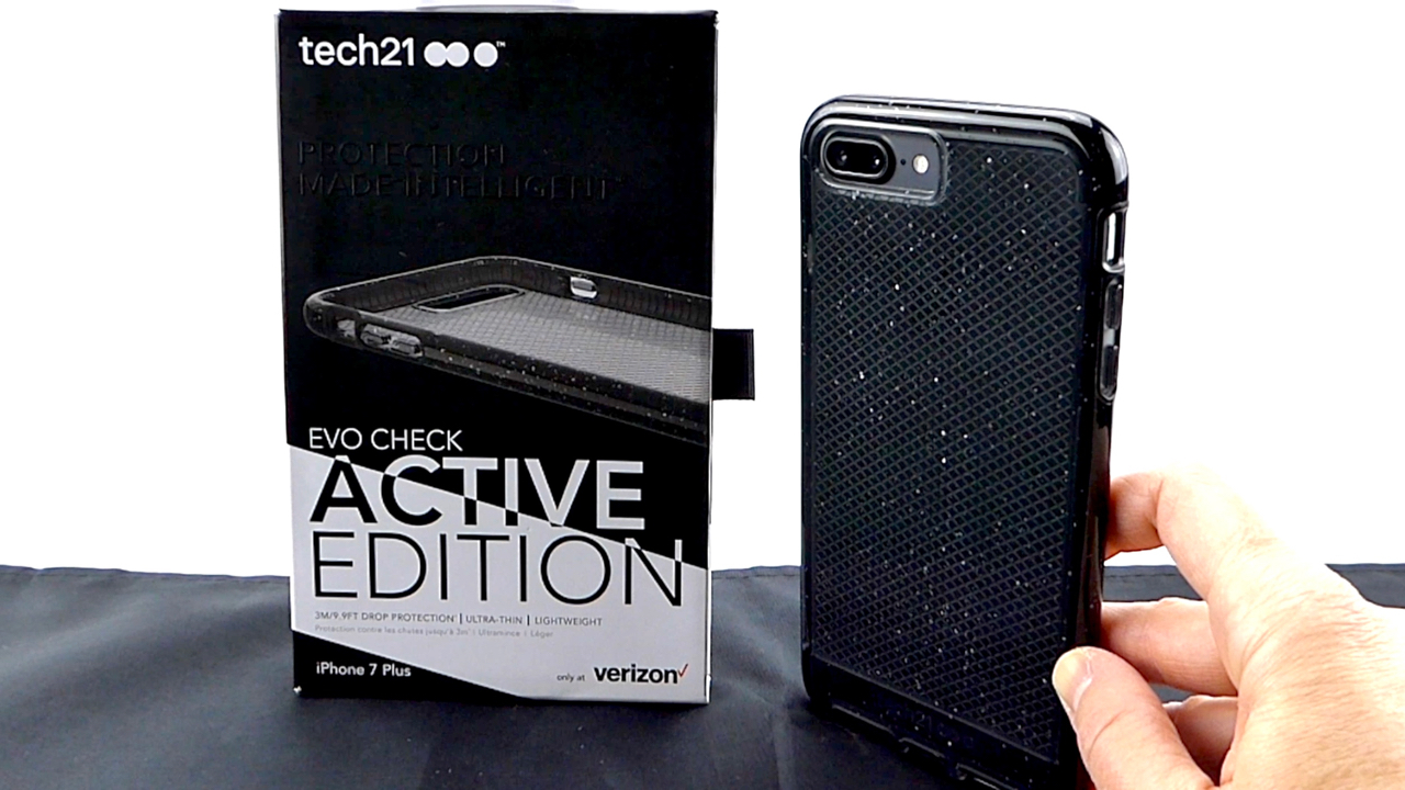 iPhone ballistic phone case iphone 4 : ... : Tech21 Evo Check Active Edition for iPhone 7 Plus! - Tech Reviewer