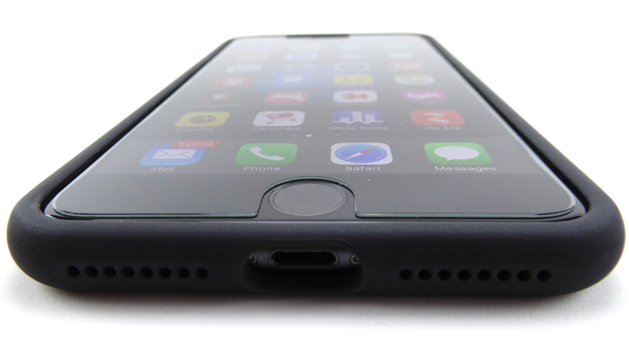 11 Ft Drop Protection In A Super Slim Lightweight Case Rhinoshield Solidsuit For Iphone 7 Plus Tech Reviewer
