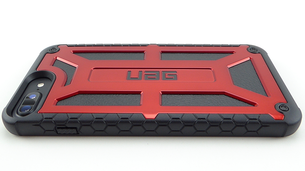 UAG Monarch for iPhone 7 Plus in Crimson